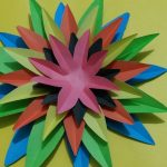Origami Crafts Decoration Awesome Paper Crafts Flower Wall Decor Ideas Diy Craft Ideas Youtube