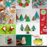 Origami Crafts Decoration Origami Diy Christmas Decorations