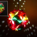 Origami Crafts Decoration Paper Crafts Diwali Decoration Ideasbeautiful Multicoloured