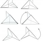 Origami Crane Instructions Diagram Origami Paper Crane Diagram Swan 3 Origami Paper Crane Diagram
