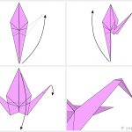 Origami Crane Instructions Easy Origami Crane Instructions