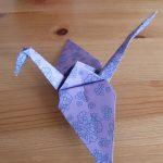 Origami Crane Instructions Origami Crane Instruction 7 Steps