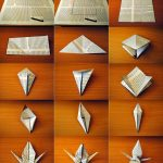 Origami Crane Instructions Origami Crane Instructions For Kids Origami Instructions Art And