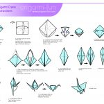 Origami Crane Instructions Paper Crane Origami Master Diy Crafting How To Trim A Passageway