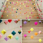 Origami Decoration Bedroom Diy Room Decor Tumblr Google Sgning Miyako Pinterest Diy
