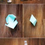 Origami Decoration Diy Wall Art 33 Awesome Diy String Light Ideas