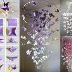 Origami Decoration Diy Wall Art Home Decor Craft Ideas 20 Easy And Creative Diy Wall Art Projects