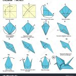 Origami For Beginners Step By Step Easy Origami Crane Folding Instructions Origami Maker Easy Beginners