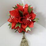 Origami Kusudama Flower How To Make Diy Origami Kusudama Flower Ball Pdf Papercraft Pinterest