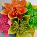 Origami Kusudama Flower How To Make How To Make Kusudama Flower Ball Kusudama Flower Bouquet