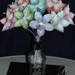 Origami Kusudama Flower How To Make Jamies Craft Room Kusudama Flower Bouquet Assembly