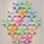 Origami Kusudama Flower How To Make Origami How To Make An Origami Kusudama Flower Origami Kusudama