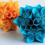 Origami Kusudama Flower How To Make Origami How To Make Beautiful Origami Kusudama Flowers Origami