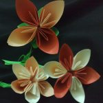 Origami Kusudama Flower How To Make Origami Kusudama Flower An Origami Flower Origami On Cut Out Keep