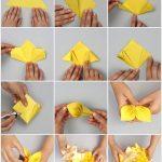 Origami Kusudama Flower How To Make Origami Kusudama Flower Ball Diy Crafts Pinterest Origami