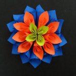 Origami Kusudama Flower How To Make Paper Flower Tutorial How To Make A Kusudama Flower Youtube