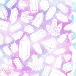 Origami Paper Pattern Free Printable Origami Paper Crystal Galaxy Pattern Paper Kawaii