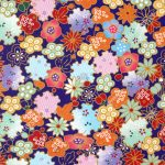 Origami Paper Pattern Traditional Japanese Pattern Origami Paper Texture Stock