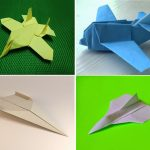 Origami Projects Craft Ideas Airplanes Origami Craft Ideas And Art Projects