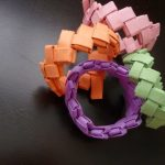 Origami Projects Craft Ideas Origami Bracelet Art Projects Craft Ideas