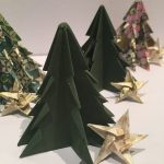 Origami Projects Decoration A Diy Christmas How To Make Origami Christmas Decorations