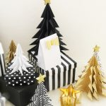 Origami Projects Decoration Diy Origami Paper Christmas Trees Party Ideas Party Printables Blog