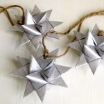 Origami Projects Decoration Make Origami Christmas Ornaments My Decorative
