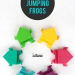 Origami Projects For Kids Make An Origami Frog That Really Jumps Its Always Autumn
