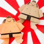 Origami Projects For Kids Pink Stripey Socks Origami