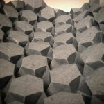 Origami Tessellations Hexagons 25 Incredible Origami Tessellations That Could Go On Forever