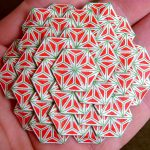 Origami Tessellations Hexagons Maweluckys Favorite Flickr Photos Picssr