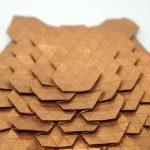 Origami Tessellations Hexagons Origami Spread Hex Tessellation Eric Gjerde Normal Speed