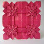Origami Tessellations Tutorial Fujimotos Hydrangea Origami Tessellation Instruction Beauty Box