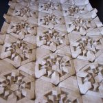 Origami Tessellations Tutorial Labrynth And Snowstorm Tessellations Flotsam And Origami Jetsam