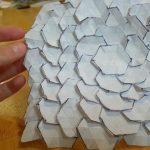 Origami Tessellations Tutorial Origami Spread Hex Tessellation Designed Eric Gjerde Not A