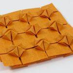 Origami Tessellations Tutorial Origami Tessellations Models Folded Micha Kosmulski