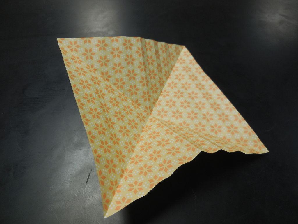 Origami Tessellations Tutorial Squares Origami Magic Ball 7 Steps