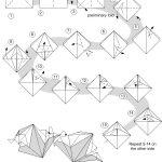 Origami Tutorial Geometric Kusudama Me Modular Origami Andromeda Unit Origami