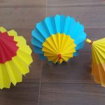 Paper Origami Easy How To Make A Paper Umbrella That Open And Closes Easy Step Step