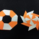Paper Origami Easy Paper Moon Easy Origami For The Easily Bored Ninja Star