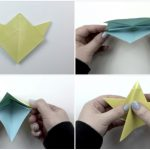 Paper Origami Easy Simple 5 Point Origami Star Instructions