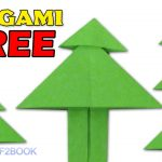 Paper Origami Step By Step Paper Tree Origami Easy Paper Folding Instructions Step Step