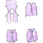 Pattern Sewing Easy Easy Womens Vest Sewing Diy Clothes Pinterest Sewing Diy And