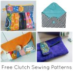 Pattern Sewing Free 10 Free Clutch Sewing Patterns To Bust Your Stash