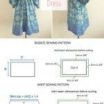 Pattern Sewing Free Free Sewing Pattern Tutorial Free People Inspired Summer Dress