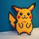 Pikachu Origami 3d Pikachu Crea 3d Origami Pinterest Origami 3d Origami And 3d