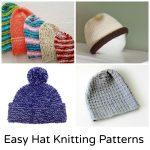 Quick Knitting Patterns 12 Quick And Easy Knit Hat Patterns