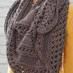 Quick Knitting Patterns Easy Shawl Knitting Patterns Free Knitting Patterns Pinterest