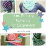 Quick Knitting Patterns Elegant Quick Knitting Patterns For Beginners Knitting For Beginners