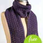 Quick Knitting Patterns Extra Quick And Easy Scarf Free Knitting Pattern Yarn Work